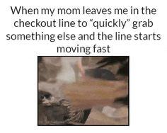 That feeling of panic