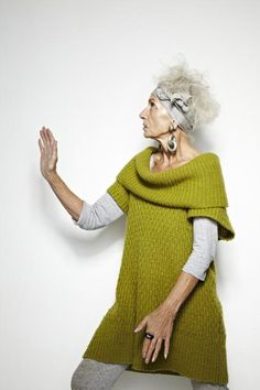 Greenwich model Bridget Sojourner, 75, is starring in a Channel 4 documentary Fabulous Fashionistas on the art of ageing malindaj.com