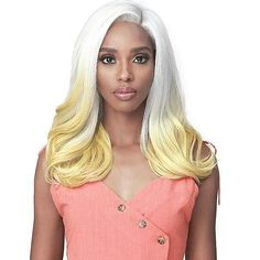 Bobbi Boss Synthetic Extended HD Transparent Lace Frontal Wig - M – Beauty Krew Cantu For Natural Hair, Natural Hair Styles, Long Hair Styles, Lace Front Wigs, Lace Wigs, Bobbi Boss Wigs, M Beauty, Wig Stand, Strong Hair