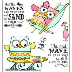 Best Wave Shell Game, Pin Card, Sketch 2, Ink Stamps, Scrapbooks, Summer Time, Diys, Waves, Paper Crafts