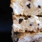 Avalanche Bars Great twist from traditional Rice Krispie treats