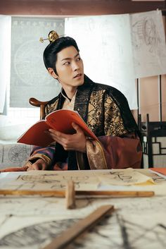 Tags: K-Drama, Moon Lovers: Scarlet Heart Ryeo, Hong Jong-hyun