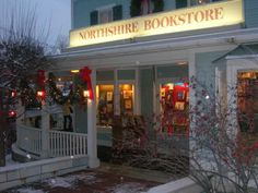 Northshire Bookstore in Manchester, VT