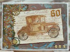 Itte tehty: Vanha auto