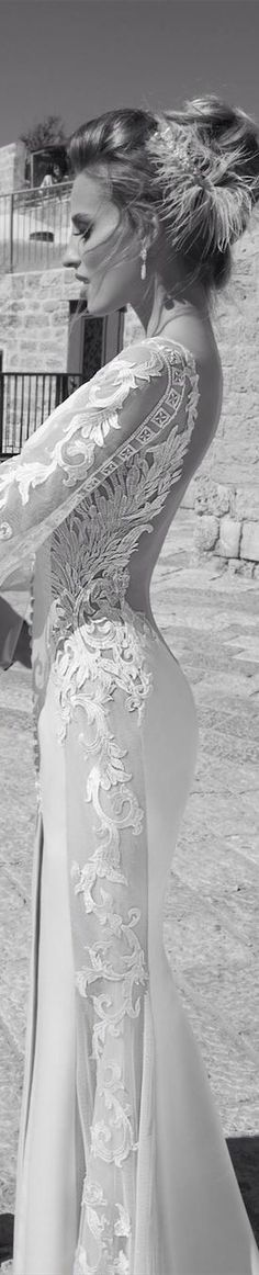 PARADISO dress from La Dolce Vita collection. It's all about the details.