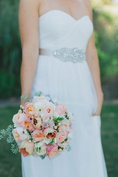 Bridal Bouquet - Mountain Gate Country Club Wedding See more here: http://daverichardsphotography.com/2016/02/mountain-gate-country-club-wedding/