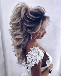 Новость об😅ем «ангел во плоти» 😅 Высокий хвост ... Wedding Hair And Makeup, Bridal Hair, Hair Makeup, Box Braids Hairstyles, Bride Hairstyles, Hairstyle Ideas, Bandana Hairstyles, Short Hairstyles, Peinado Updo