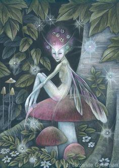 Forest Secret by Suzanne Gyseman