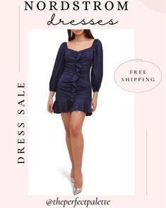 Dresses For Sale, Summer Dresses, Formal Dresses, Blue Weddings, Spring Sale, Nordstrom Dresses, Spring Fashion, Bridesmaid Dresses, Shopping
