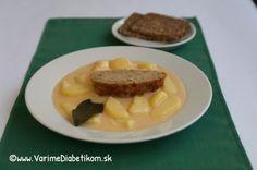 zemiakový prívarok, zdroj www.VarimeDiabetikom.sk