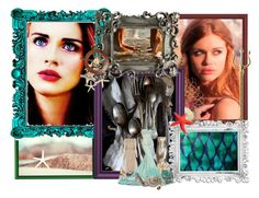 """""""'have you ever seen something so wonderful in your entire life?!'"""" by dreaming-xo ❤ liked on Polyvore featuring art"""