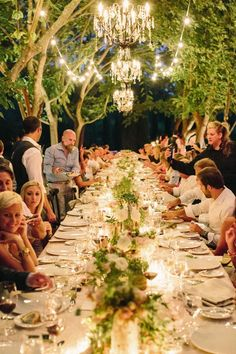 #al-fresco, #outdoor-dinner-party Photography: Matt Edge Wedding Photography - mattedgeweddings.com Read More: http://www.stylemepretty.com/california-weddings/2014/07/04/al-fresco-calistoga-wedding-with-layers-of-pink/