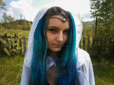 Elven/Celtic/Nordic  Circlet/Tiara  rennaisance by NeehellinsRealm, $30.00