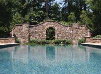 Landscape Architecture: Phil Kelley, McHale Landscape Design. Photo: Kevin McHale.