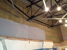 Jumbo Wall, insulating, boarding
