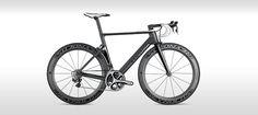 Aeroad CF SLX Hersteller: Canyon Bicycles GmbH, Deutschland; In-house design; Design: ARTEFAKT industriekultur, Deutschland