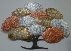 Dünya Ağacı...Alüminyum folyo...