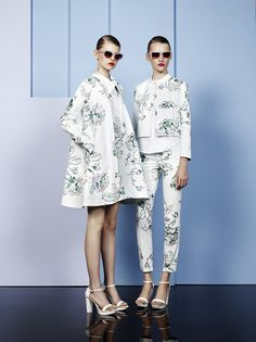 Cacharel 2014SS Collection