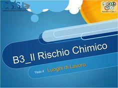 B3 Rischio chimico