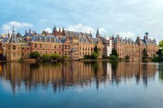 Stedentrip Den Haag - Vredespaleis en Hofvijver