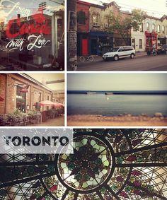 Toronto City Guide via Design Sponge (Oh Canada, I love to visit you) Canadian Honeymoons, The Places Youll Go, Places To Go, Bbc London, Toronto Vacation, Toronto City, Barcelona City, Canada, Random House