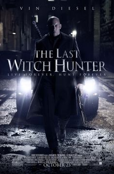 The Last Witch Hunter - Movie Review - http://www.dalemaxfield.com/2015/10/28/the-last-witch-hunter-movie-review/