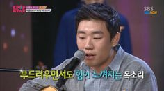 "SBS [K팝스타3] - 예상치 못한 강자의 출현, 버나드 박 - hahaha! JYP: ""Your shoulders"" Bernard: ""My shoulders"" JYP: ""Drop 'em"" Bernard drops 'em."