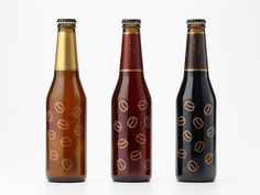 Love Coffee And Beer? The 'Coffee Beer' Is For You - DesignTAXI.com  wow, pinch me, were they reading my mind???