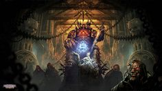 This HD wallpaper is about golem inside cave digital painting, Abaddon, Warhammer Black Legion, Original wallpaper dimensions is file size is Original Wallpaper, Hd Wallpaper, Wallpapers, Battlefleet Gothic Armada, Space Troopers, Chaos 40k, Sons Of Horus, Warhammer 40k Art, Geek Art