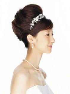 結婚式の髪, 美しさ, ブライダル