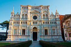 Certosa di Pavia, Chiese Pavia