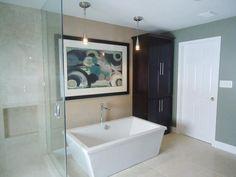 Contemporary Bathrooms from Joseph Pubillones : Designers' Portfolio 2417 : Home & Garden Television