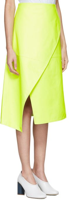 Sies Marjan - Yellow Irma Skirt