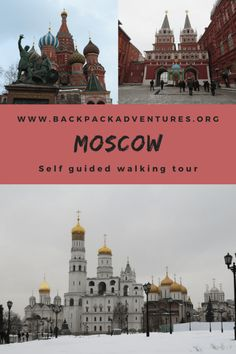 Free walking tour of Moscow Russia - Backpack Adventures