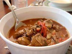 Make-Ahead Meals: Basque Pork Stew Pork Stew, Lamb Stew, Lamb Recipes, Sauce Recipes, Dinner Recipes, Basque Food, Beef Tongue, Malta, Make Ahead Meals