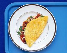 7 идей омлетов на завтрак   Spoon!