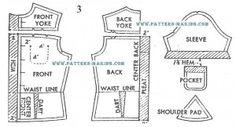 blouse yoke-3