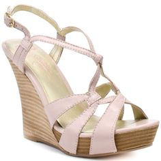 Seychelles   Purr - Nude Leather