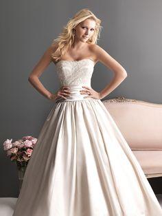 Allure Romance Wedding Dresses - Style 2618