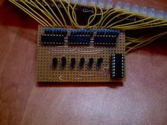 Make a LED Matrix: 6 Steps (with Pictures) Electronics Projects, Projects To Try, Led, How To Make, Pictures, Arduino Projects, Photos, Grimm