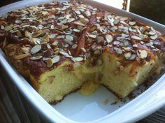 A Decadent Norwegian Apple Cake