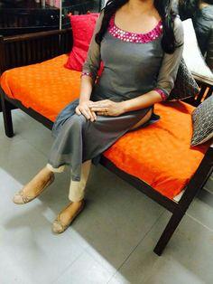 get this elegant one made @nivetas Design Studio. whatsapp +917696747289 visit us @ https://www.faebook.com/punjabisboutique   world wide delivery  punjabi trouser suit, punjabi suit  #punjabisuit #indianSuit