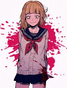 Boku no Hero Academia || Toga Himiko