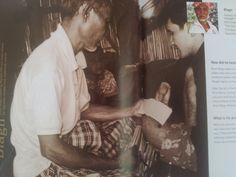 Cambodian natural medicine healer