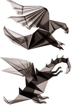 Bertrand Le Pautremat, illustrateur, origami, agence Marie Bastille // cette image appartient à son auteur et/ou l'agence Marie Bastille + d'infos sur le site //