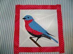 birds paper pieced - Pesquisa Google - lots of birds!