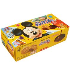 Morinaga Disney Chocolate Cookies 1.9 oz