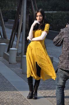 Shanghai fashion photo shoot