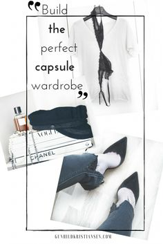 How to build your capsule wardrobe
