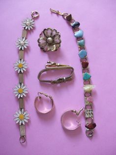 Costume Jewelry For Repairs or Crafts by MICSJWL on Etsy, $5.00